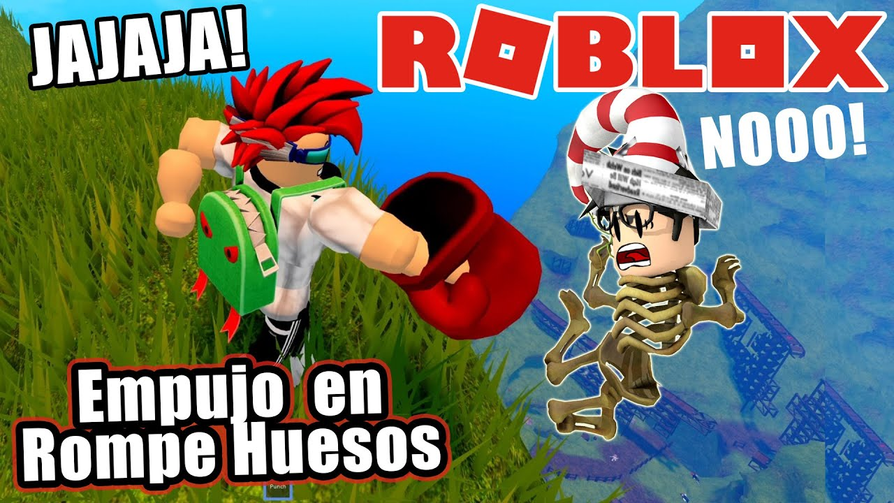 Download Empujo a Todos en el Rompe Huesos   Roblox Broken Ragdolls 2   Juegos Roblox en Español