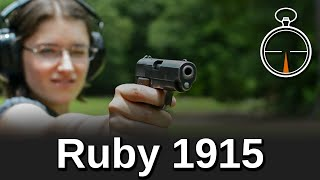"Minute of Mae: French ""Ruby"" 1915"