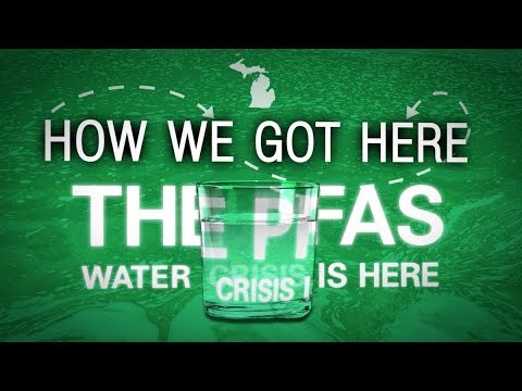 Michigan has more PFAS sites than other states. There's a reason.