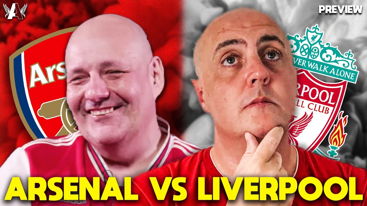 HOW STRONG WILL ARTETA GO? | Arsenal vs Liverpool Preview (Feat. Claude from AFTV)
