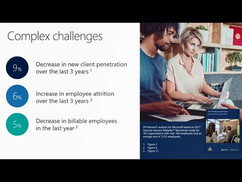 Overview: Microsoft Dynamics 365 for Project Service Automation - BRK2124