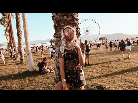 First time in COACHELLA! | Vlog