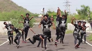 Vivegam - Surviva  - Anirudh Feat Yogi B   Ajith Kumar   Dance Cover Point2Crew  Thala Fan Made 