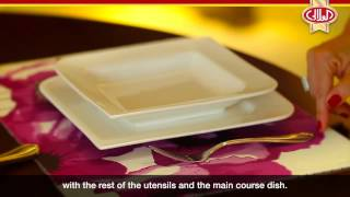 The In's And Out's Of Table Settings: Al Alali Brunch Made Beautiful