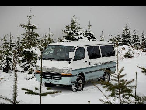 SALE REVIEW: 1991 TOYOTA Hiace Super GL 4wd Van by VANLIFE NORTHWEST
