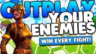 How to RUSH ENEMIES & KILL EVERYONE in Fortnite Battle Royale