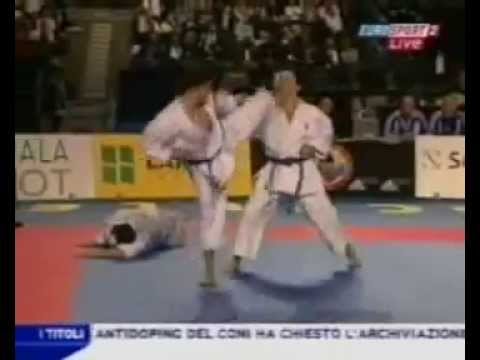WKF World Karate Championships 2006 - Music Video