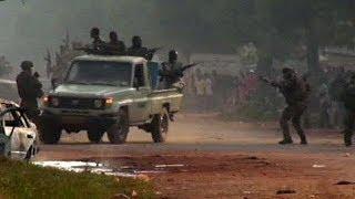 Centrafrique : des Tchadiens tirent sur une foule qui leur est hostile