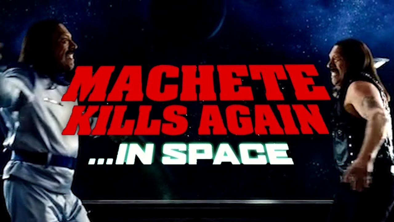 Machete Kills Again... In Space! - Official Trailer (1080p ...