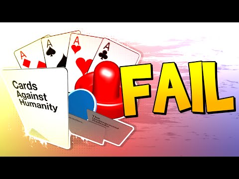 Tabletop Simulator FAIL! (Funny Moments & Fails)