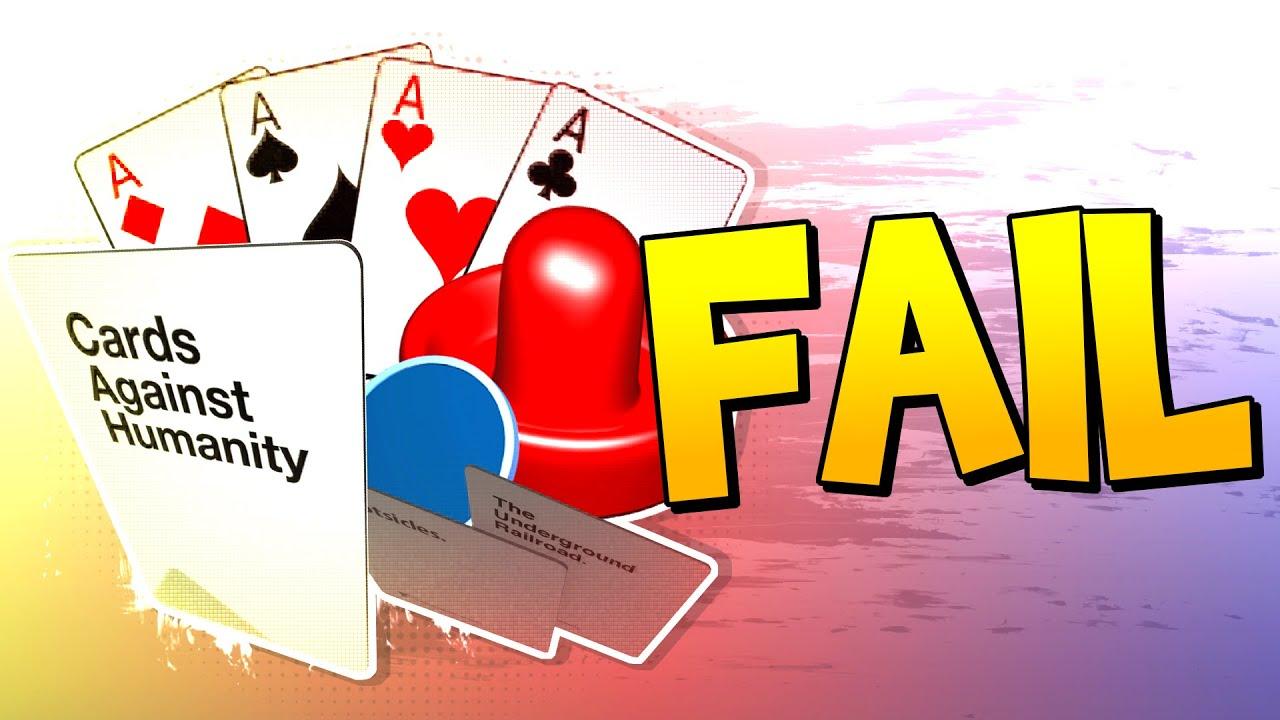 Tabletop Simulator FAIL! (Humorous Moments & Fails)