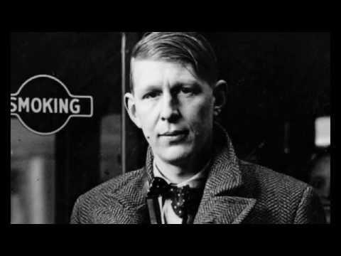 W. H. Auden September 1, 1939 Poem