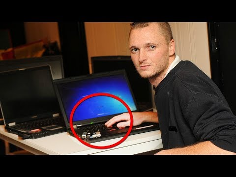 Este Hombre tiro a la basura una Computadora con Millones de Dolares en Bitcoins  Por Error