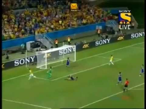 World Cup 2014 - Group C - Japan 1 - 4 Colombia All Goals Highlights