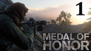 Прохождение Medal of Honor 2010. #1 Гардез, Афган. Ищем Тарика.