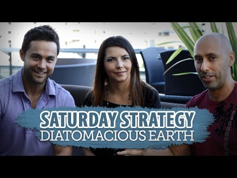 Diatomaceous Earth - The Benefits - How To Use