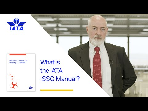 What is IATAs Infectious Substances Shipping Guidelines Manual?