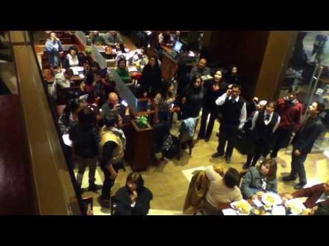 Flashmob de Musical de