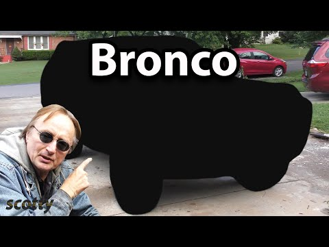 I Finally Got My Hands on the Ford Bronco
