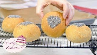 Kartoffelbrötchen I LECKER & EINFACH I Resteverwertung für übrige Kartoffeln