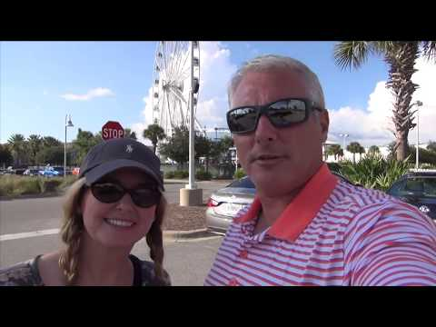 SkyWheel Panama City Beach | Ride on the SkyWheel - Review of Myrtle Beach SkyWheel