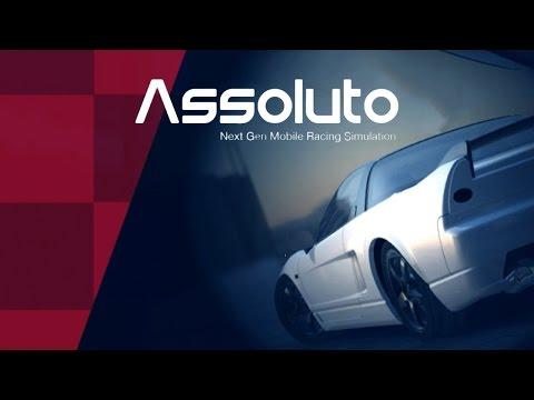 Assoluto Racing (by Infinity Vector Ltd) - iOS/Android - HD (Sneak Peek) Gameplay Trailer