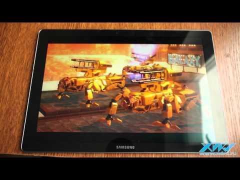 Видеообзор Samsung Galaxy TabPro S (XDRV.RU)