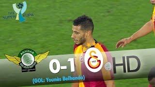 Akhisarspor: 0 - Galatasaray: 1 | Gol: Younès Belhanda