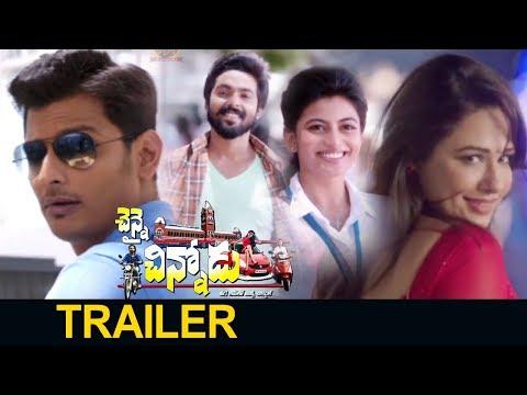 Chennai Chinnodu Movie Theatrical Trailer...
