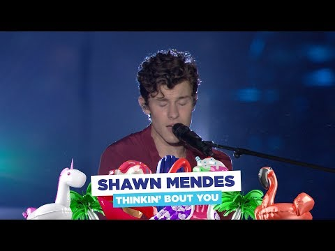 Shawn Mendes - Thinkin' Bout You (live at Capital's Summertime Ball 2018)