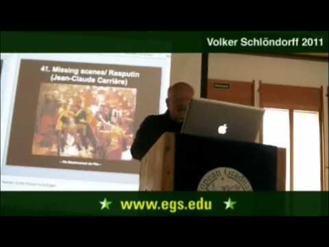 Volker Schlöndorff. Tin Drum. 2011