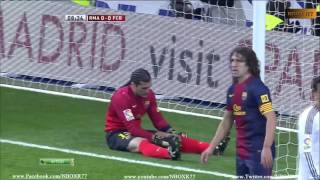 مباراة برشلونة vs ريال مدريد  تعليق الشوالي[30-01-2013] كاس الملك HD