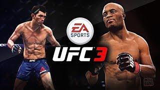 UFC 3 Week in fight  12 #UFC3