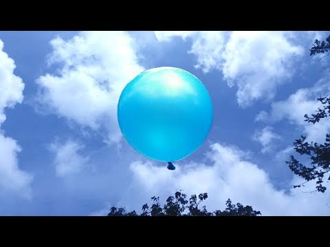 How To Make Flying Balloon At Home New Ideas