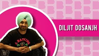 BritAsia TV Meets   Interview with Diljit Dosanjh & Shaad Ali