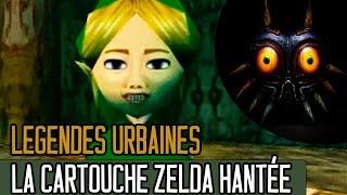 LEGENDES URBAINES  - La cartouche Zelda Hantée