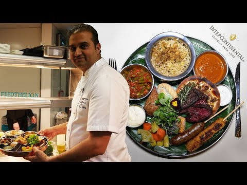 Not 1, But 3 Ramadan Iftar Menus At InterContinental London Park Lane Hotel By Chef Lalit Kumar