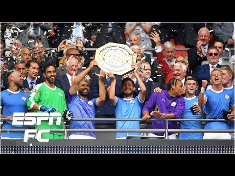 Manchester City win Community Shield vs. Liverpool in penalty shootout | FA Community Shield