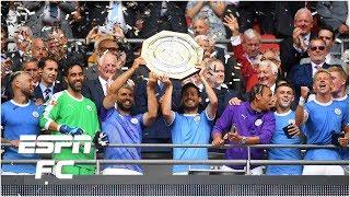 Manchester City win Community Shield vs. Liverpool in penalty shootout | FA Community Shield