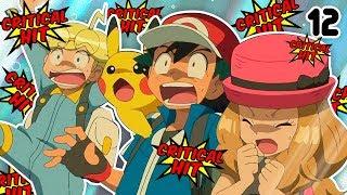 Pokémon R2 ShinyLocke Ep.12 - C R Í T I C O y es increíble