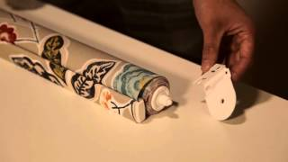How to fit and re tension a roller blind