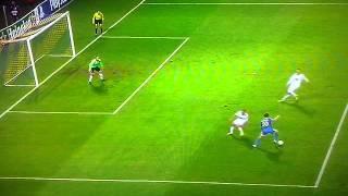 Bate Borisov 1:0 Slovian Bratislava Goal : Gordiejczuk