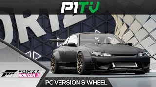 Forza Horizon 3 - PC Version Check mit Wheel [Ultra Details] [T300]