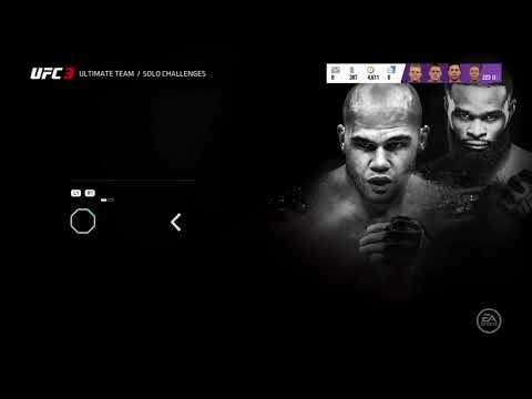 EA SPORTS UFC 3 - Beat Up Your Boss Challenges/Birthday Packs/UFC 201 Challenges + Packs