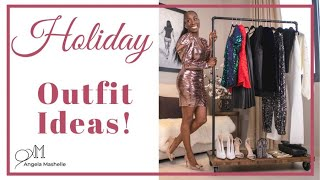 Holiday Outfit Ideas 2020 | Women Over 40