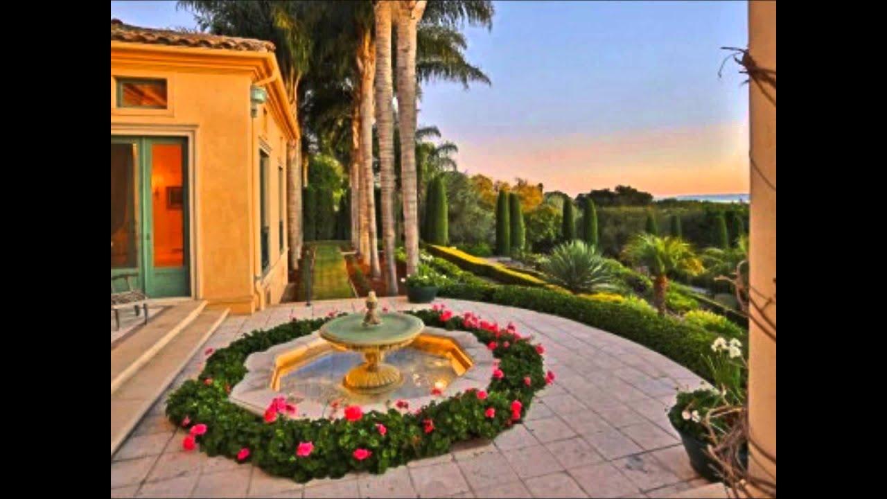 Stunning Hope Ranch Santa Barbara California Youtube