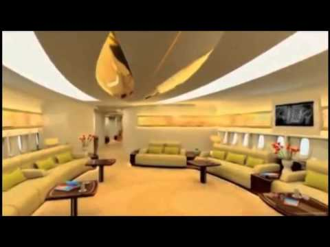Airbus A380 VIP & Executive Jet Solutions
