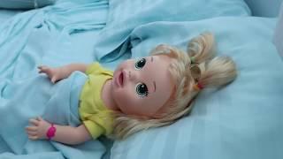 La Muñeca Baby Alive Sara y el Furby que sólo quiere Jugar!!! Será sólo un sueño??? TotoyKids thumbnail