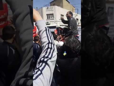 مسيرة ضد اتفاقية الغاز مع إسرائيل  - نشر قبل 24 دقيقة