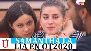 El descuido de Samantha que confirma que se ha liad* también con este triunfito de OT 2020